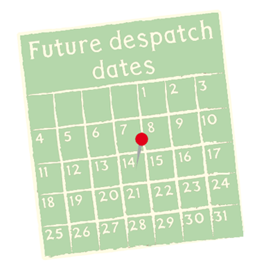future despatch
