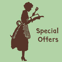 Special offers of free from cakes