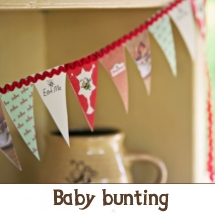 Baby bunting