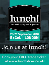 lunch 2018 show logo