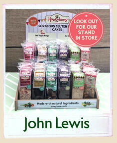 Buy honeybuns gluten free cakes in John Lewis UK